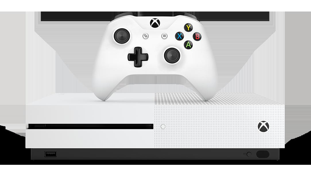 Концепт Xbox One S All-Digital Edition
